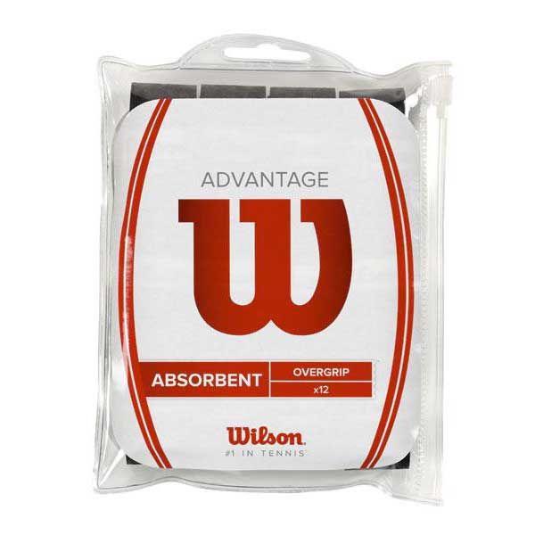 Wilson Advantage 12 Units One Size Black