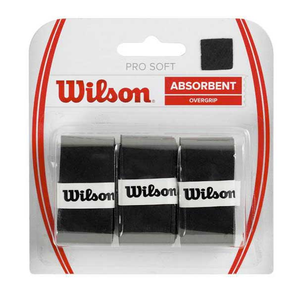 Wilson Pro Soft 3 Units One Size Black