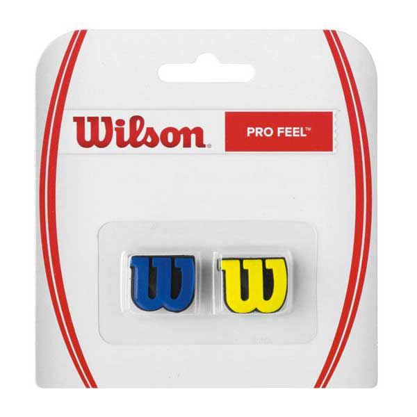 Wilson Pro Feel 2 Units One Size Blue / Yellow