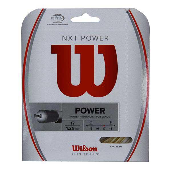Wilson Nxt Power 12 M 1.30 mm Natural