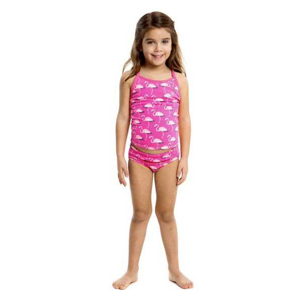 Funkita Printed Toddler Toddler Toddler Tankini, Bikinis et Tankinis, natation b62c04