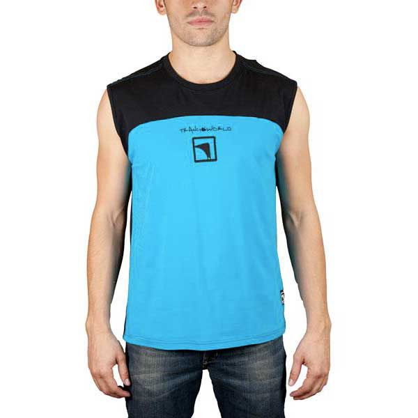 Trangoworld Noma Man XXL Blue Jewel / Black