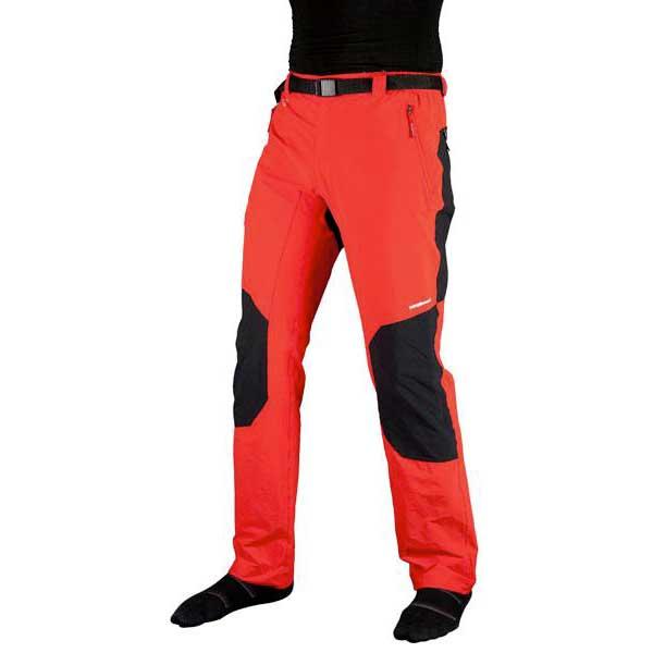 Trangoworld Pantalons Arho XXL Molten Lava / Black