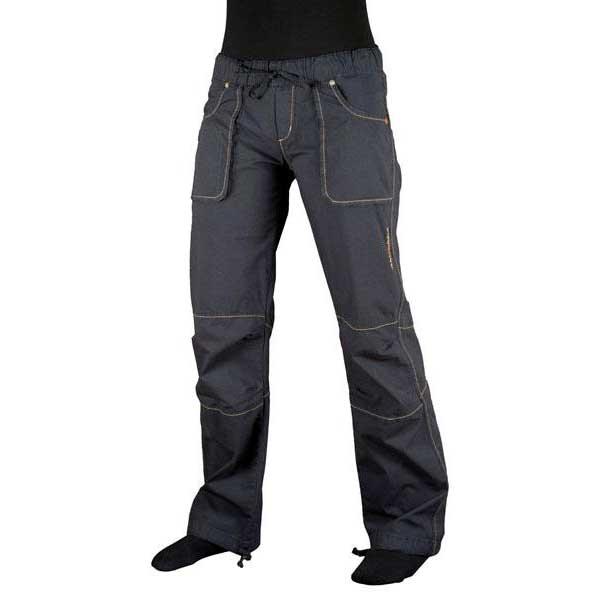 Trangoworld Fesy Ca Pants Woman XL Black