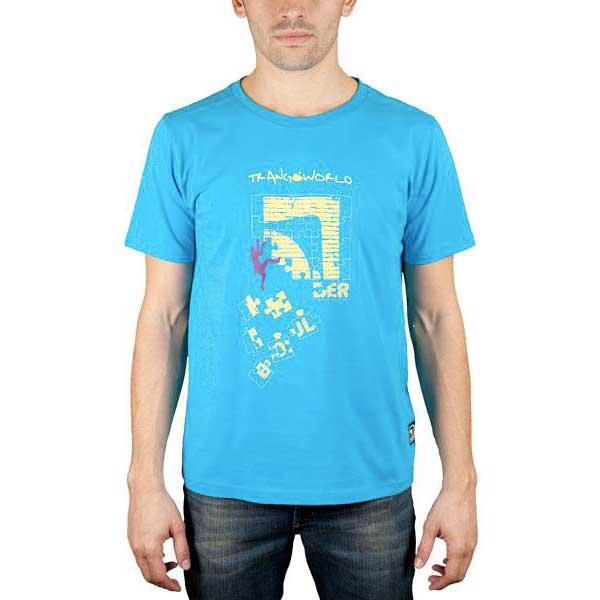 Trangoworld Puzzle Man XXL Blue Jewel