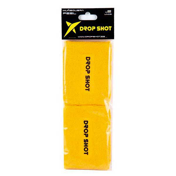 Drop Shot Wrist Soft One Size Yellow