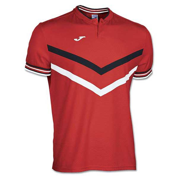 Joma Polo Terra S Red / White