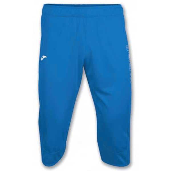 Joma Pantalon 3/4 Combi Capri S Royal