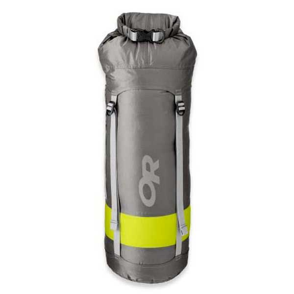 Outdoor Research Airpurge Dry Compr Sack 15l One Size Pewter
