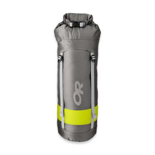 Outdoor Research Airpurge Dry Compr Sack 20l One Size Pewter