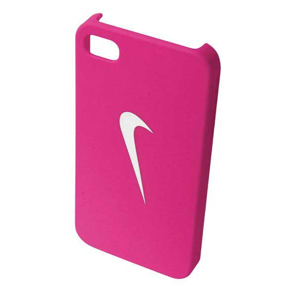 Nike Accessories Iphone 4/4s Graphic Hard One Size Pink / White