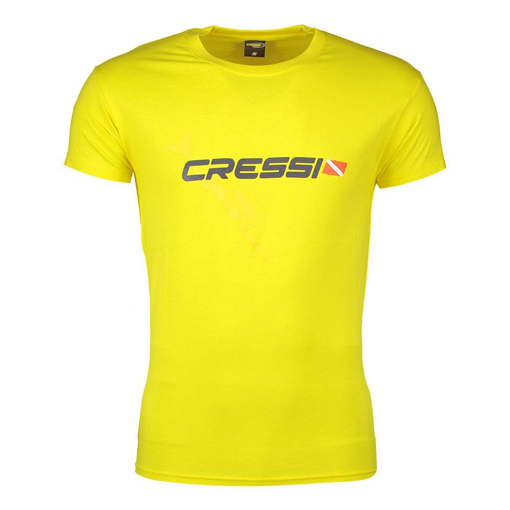 cressi-cressi-team-t-shirt-xxl-yellow
