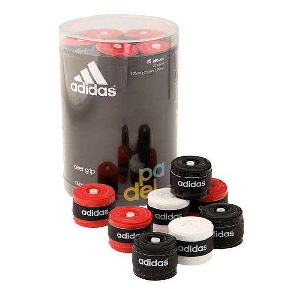 Adidas Padel Tacky 25 Units One Size Multicolor