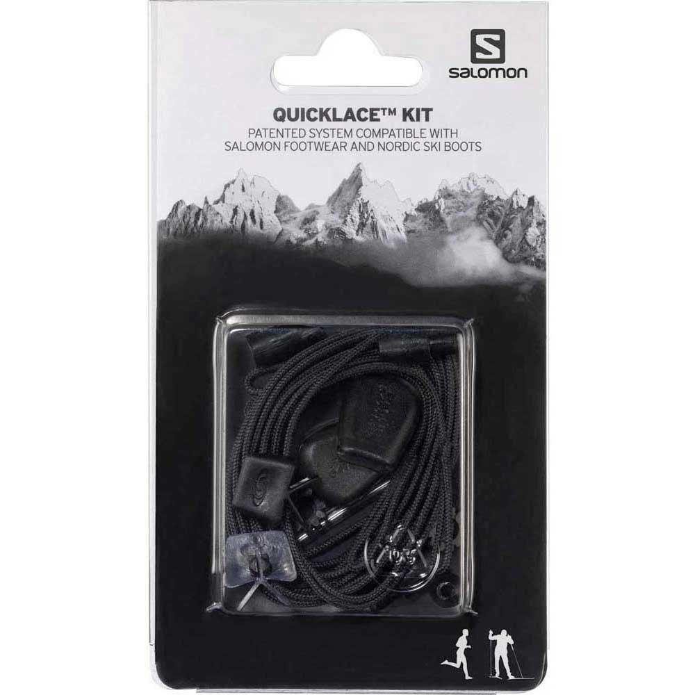Salomon Quicklace Kit One Size Black