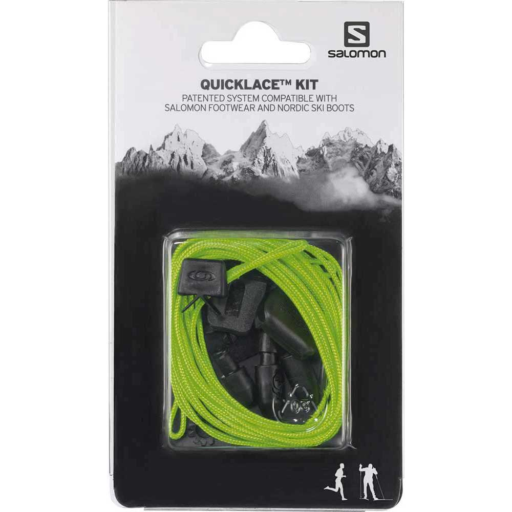 Salomon Quicklace Kit One Size Green