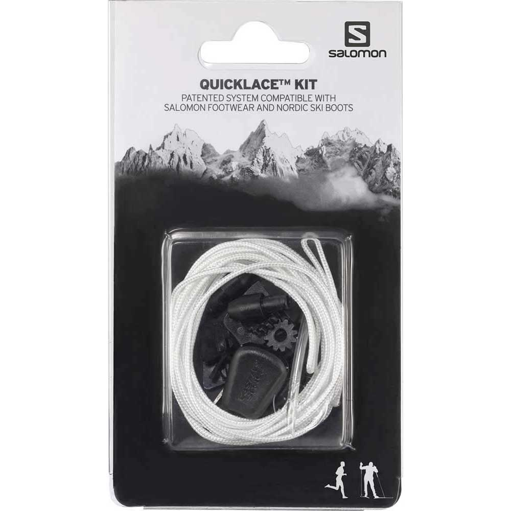 Salomon Quicklace Kit One Size Natural