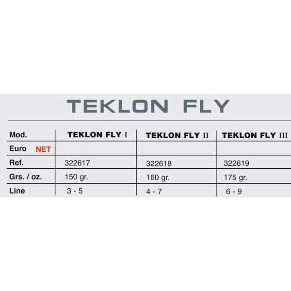 Teklon Fly I 150 gr gr 150 , Angelrollen Teklon , angelsport , Angelausrüstung a5c6bd