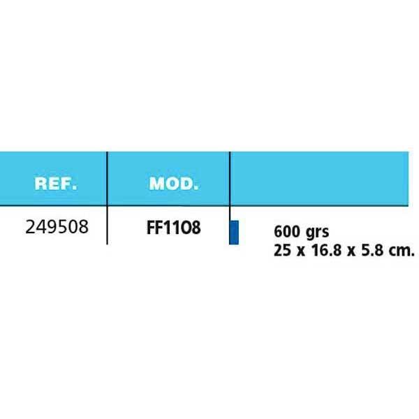 Grauvell-Aquasports-Ff1108-Multicoloured-Unisex-Transducer