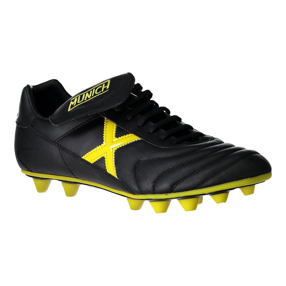 Munich Chaussures Football Mundial U EU 43 Black / Yellow