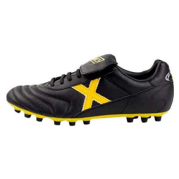 Munich Chaussures Football Mundial U25 EU 40 Black / Yellow