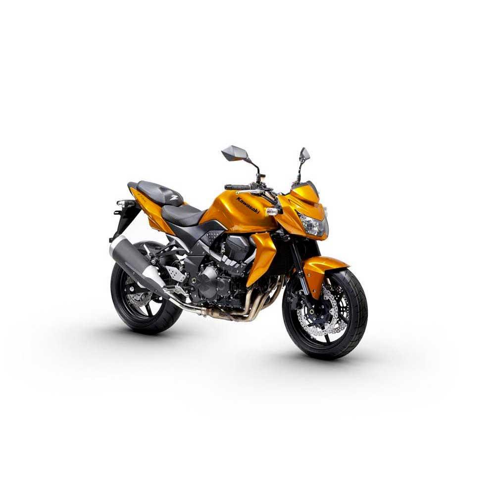 Soporte portamatriculas Ermax para moto Kawasaki Z750 07