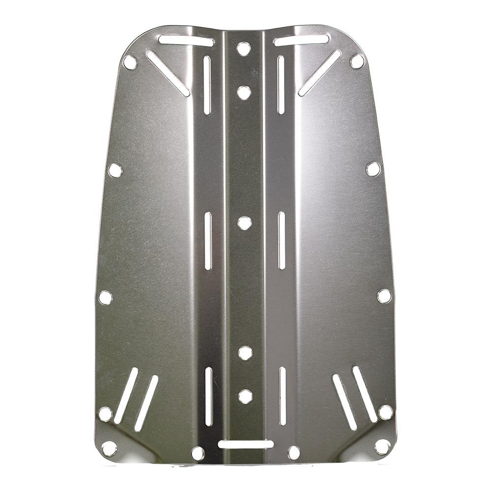 Best Divers Back Plate Stainless Steel Einzelteile Back Plate Stainless Steel