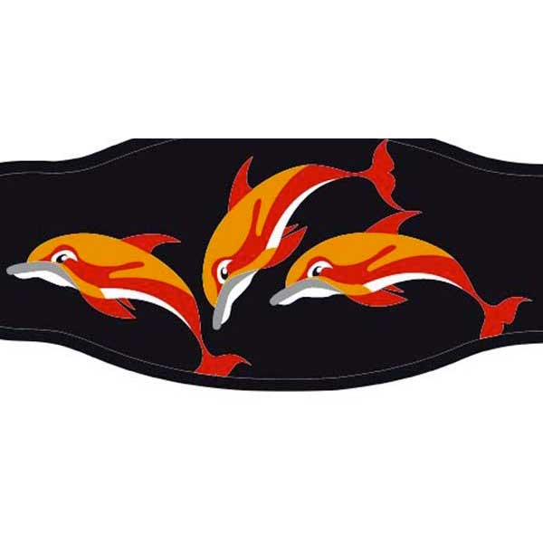 best-divers-neoprene-mask-strap-double-velcro-one-size-3-dolphins