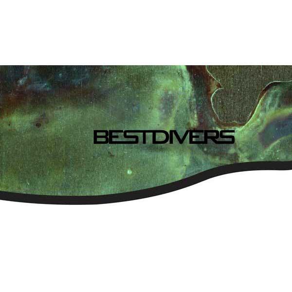 best-divers-neoprene-mask-strap-double-velcro-one-size-acid