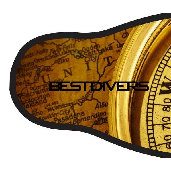 best-divers-neoprene-mask-strap-double-layer-one-size-compass
