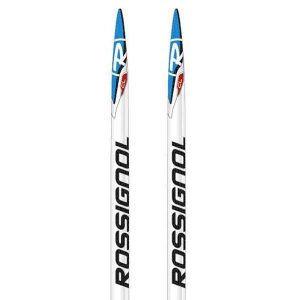 Rossignol Zymax Classic Nis Nordic Skis 196 White / Blue