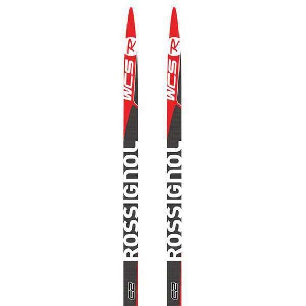 Rossignol X-ium Classic Wcs-c1 Nordic Skis 203 Black / Red
