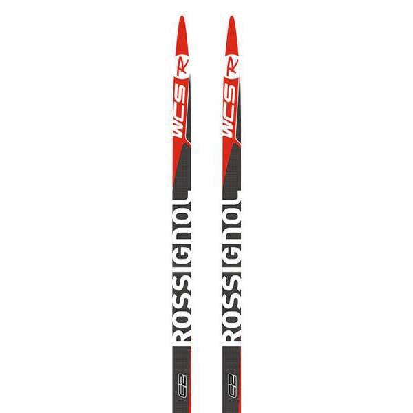 Rossignol X-ium Classic Wcs-c2 Nordic Skis 208 Black / Red
