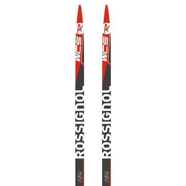 Rossignol X-ium Classic Wcs-c3 Base Nordic Skis 203 Black / Red