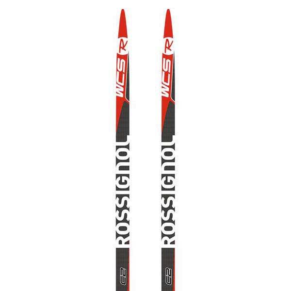 Rossignol X-ium Classic Wcs-c2+ Nordic Skis 203 Black / Red