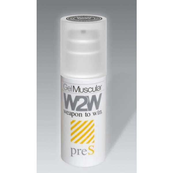 W2w Activateur Musculaire 90ml One Size Yellow