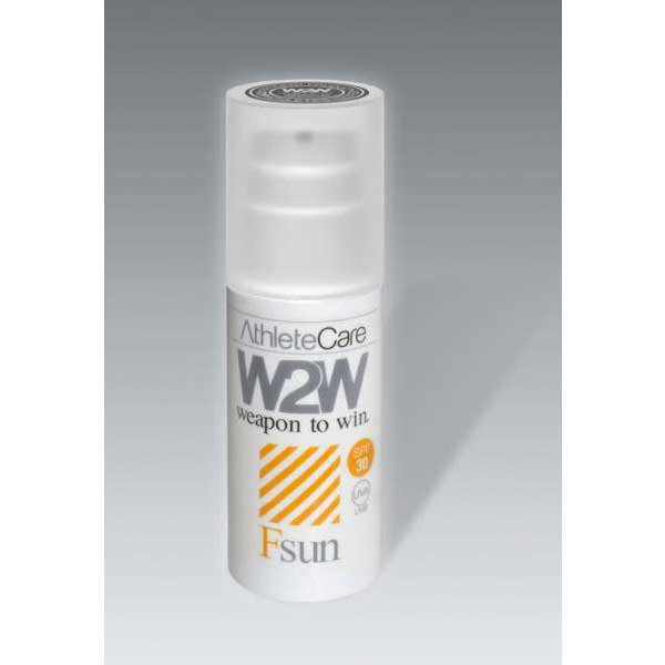 W2w Sport Sunscreen Cream 90ml 90 ml Yellow