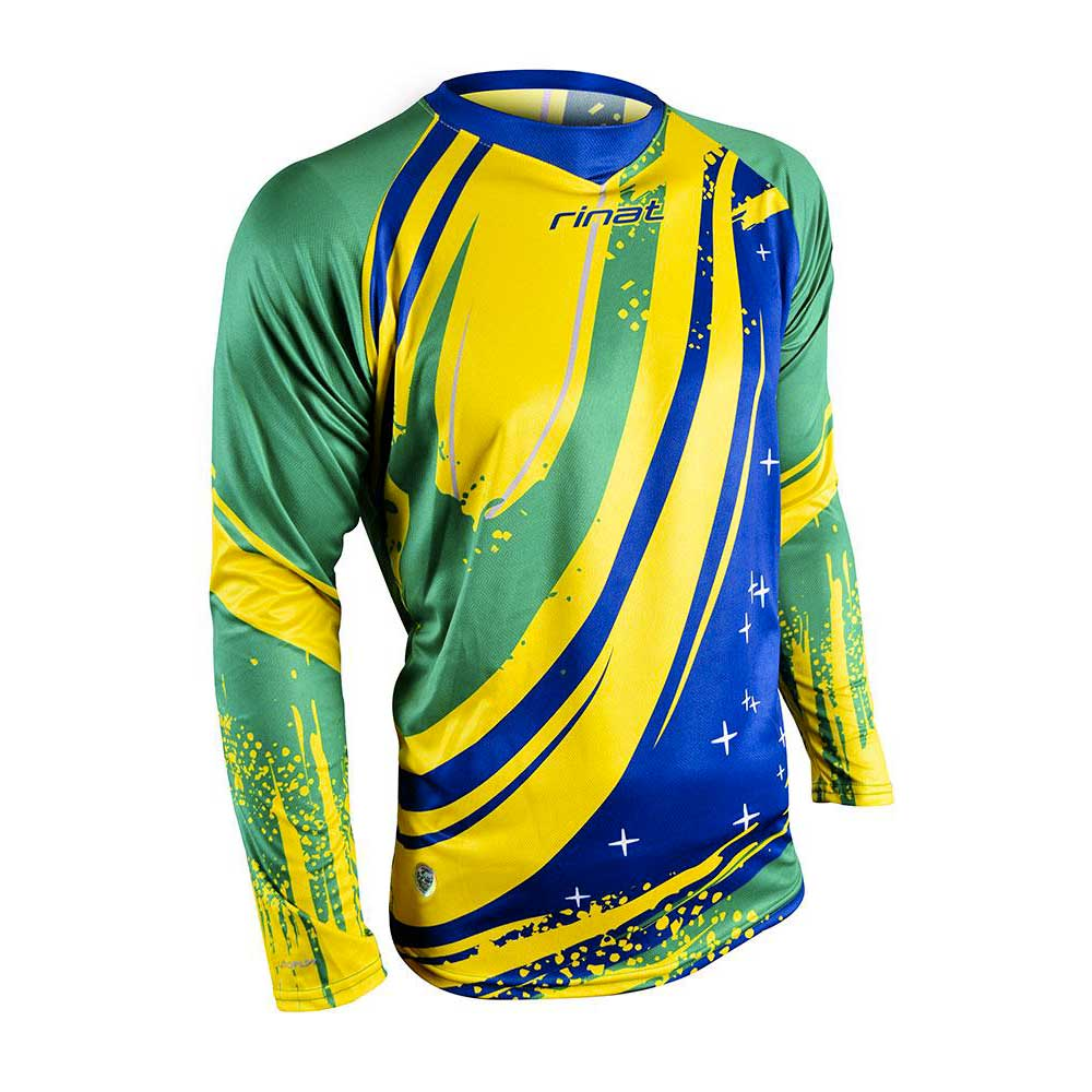 Rinat Flags S Yellow / Green / Blue