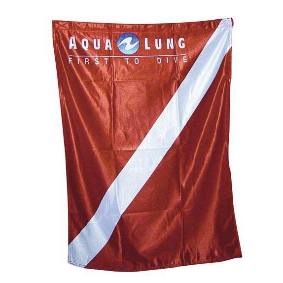 Aqualung Flag International Red Flag Aqualung Multicouleur , Accessoires Aqualung , plongée 502bd3
