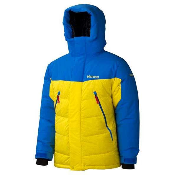 Vestes Vêtements Marmot Multicouleur Montagne Homme 8000m Parka qwAqScytU