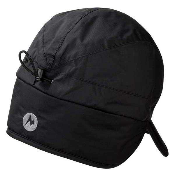 Marmot-Precip-Insulated-Baseball-Cap-Negro-T87395-Gorros-Negro-Gorros-Marmot miniatura 4