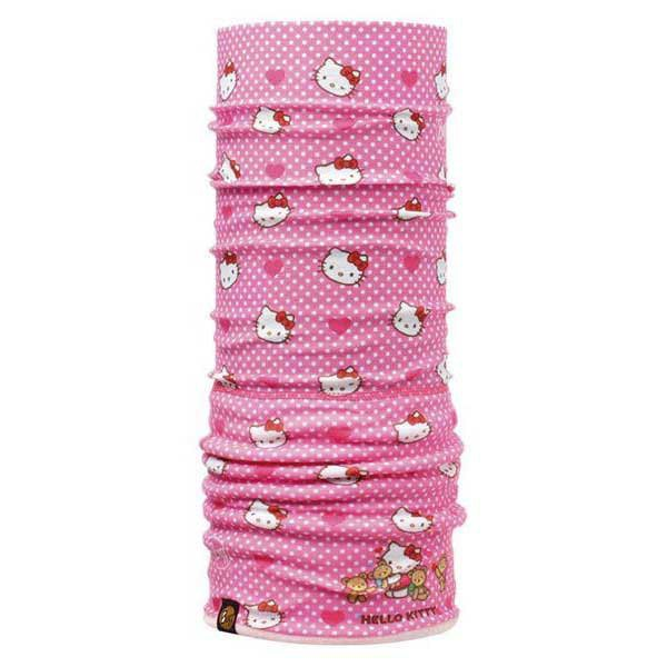 Buff ® Hello Kitty Child Polar One Size Heartsanddots / Pink Pale