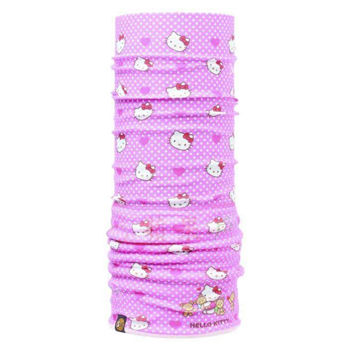 Buff ® Hello Kitty Polar One Size Heartsanddots / Pink Pale