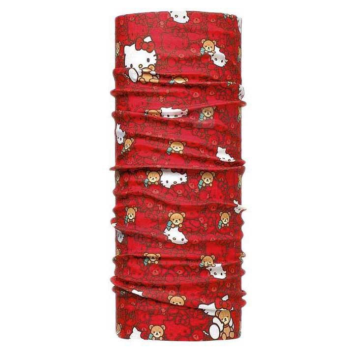 Buff ® Hello Kitty Polar One Size Hugkitty / Red