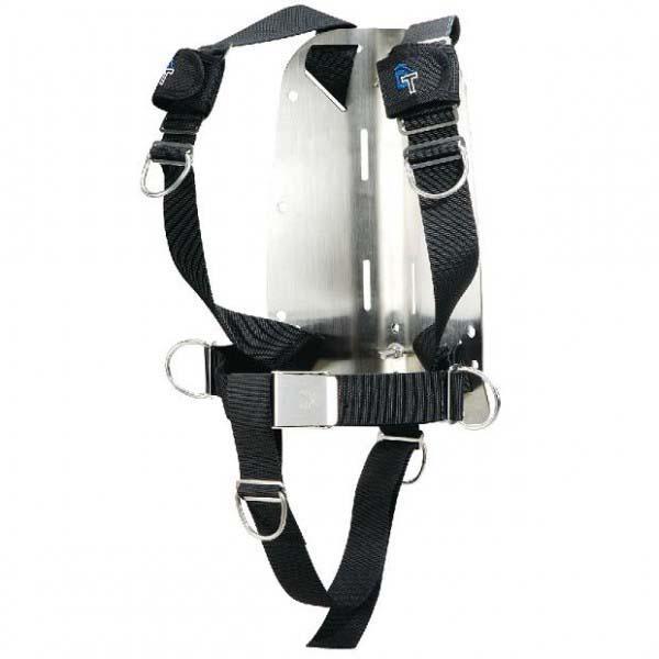 Ist Dolphin Tech Steel Backplate Einzelteile Steel Backplate