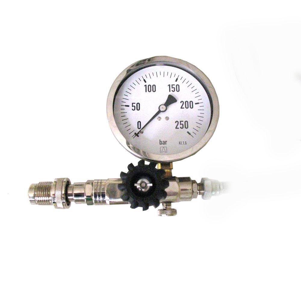 Tecnomar Lp Kompensiert Manometer/Druckmesser Lp Kompensiert
