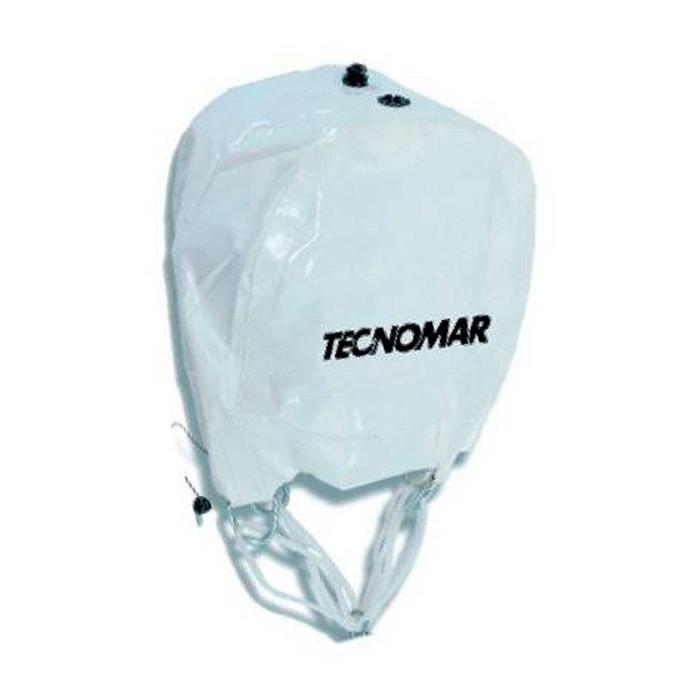 Tecnomar Lifting Balloon With 2 Purges 1000 kg Tauchbojen Lifting Balloon With 2 Purges