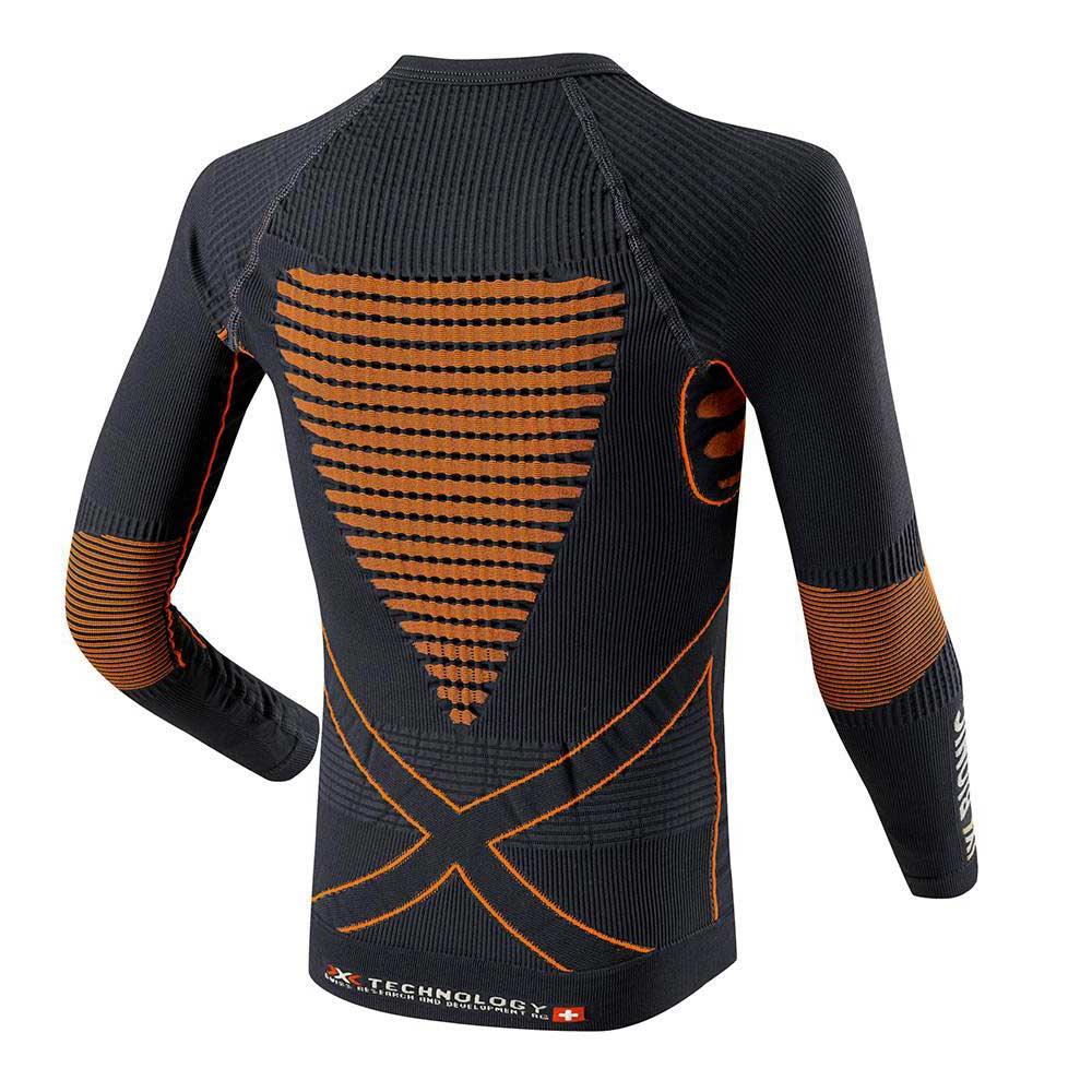 X-bionic-Energy-Accumulator-L-s-Junior-Multicolore-Intimo-X-BIONIC-corsa