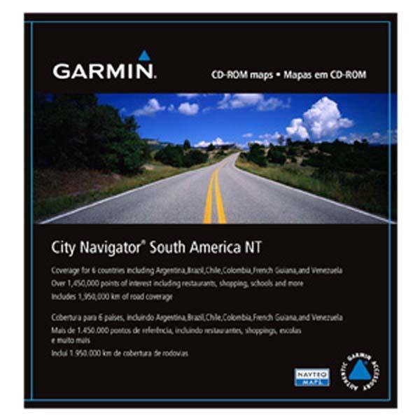 Garmin City Navigator South America Nt One Size