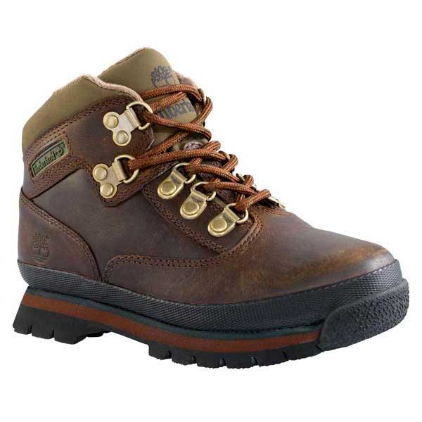 Timberland Authentics Euro Hiker Youth EU 31 Brown Smooth