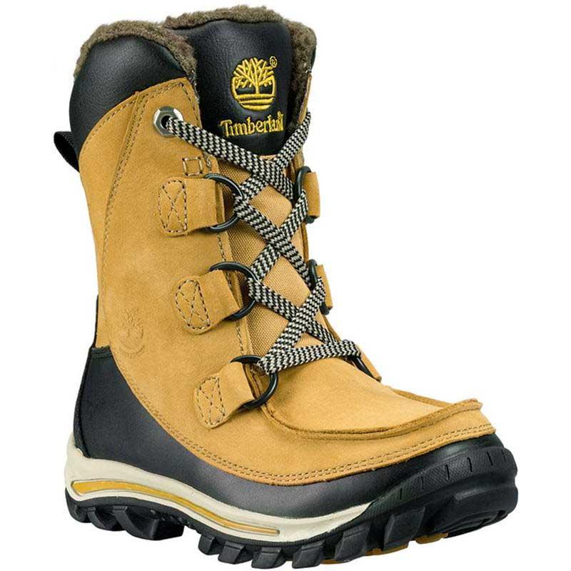 Timberland Chillberg Rime Ridge Hp Waterproof Boot Junior EU 35 1/2 Wheat Nubuck